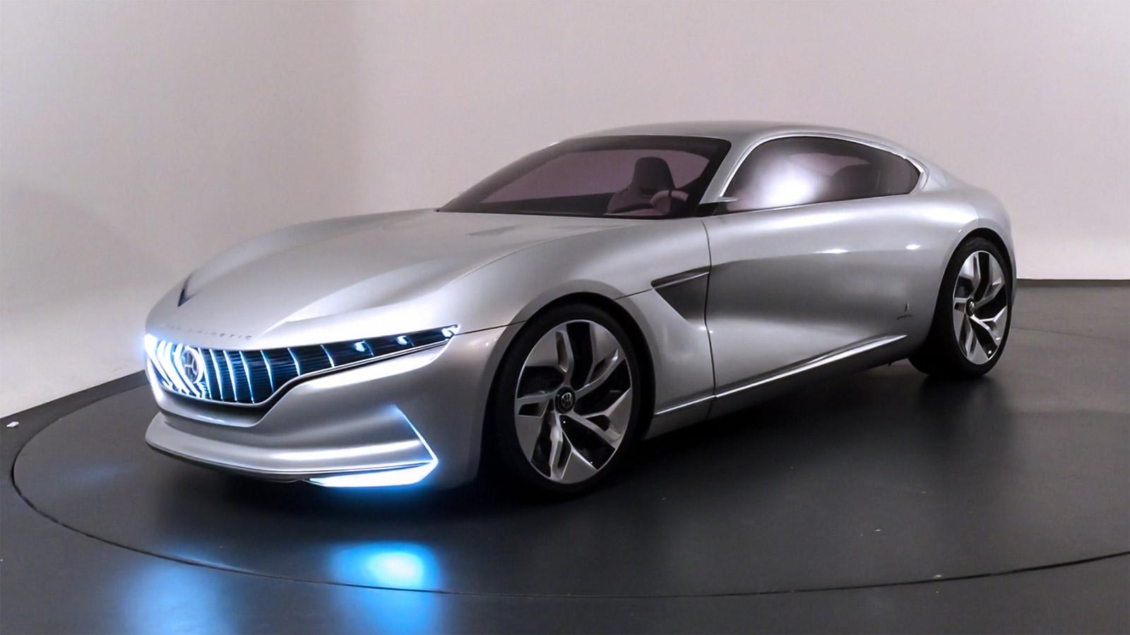 2018 - [Pininfarina] PF0 Concept / Battista  01-Pininfarina-HK-GT-12
