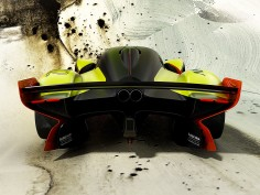 Aston Martin Valkyrie AMR Pro is an extreme track-only hypercar