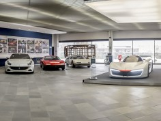 Pininfarina Museum: a Virtual Tour