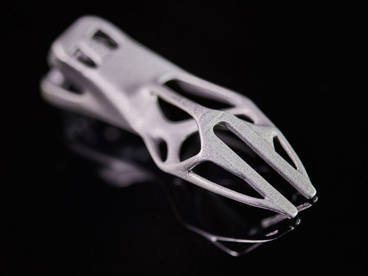 D Printed Metal Car Parts
