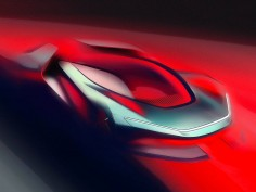 New EV luxury brand Automobili Pininfarina announces 2020 hypercar