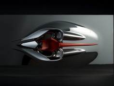 Design Sculpture previews McLaren BP23