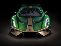 Brabham is back with the BT62 £1M hypercar