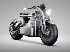 Curtiss Zeus Concept is a futuristic Electric Motorcycle