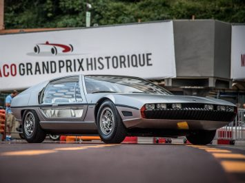 Lamborghini Marzal Concept Makes Comeback At Monaco Grand Prix