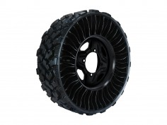 Michelin launches Tweel Airless Radial Tire for the UTV Market