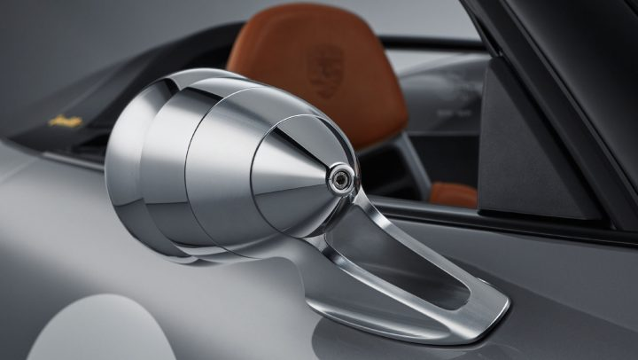 Porsche 911 Speedster Concept Side view mirror