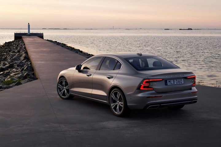 Volvo S60 Inscription Exterior Design