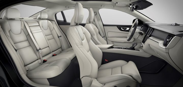 Volvo S60 Inscription Interior Design