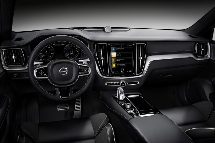 Volvo S60 Polestar Engineered Interior Design