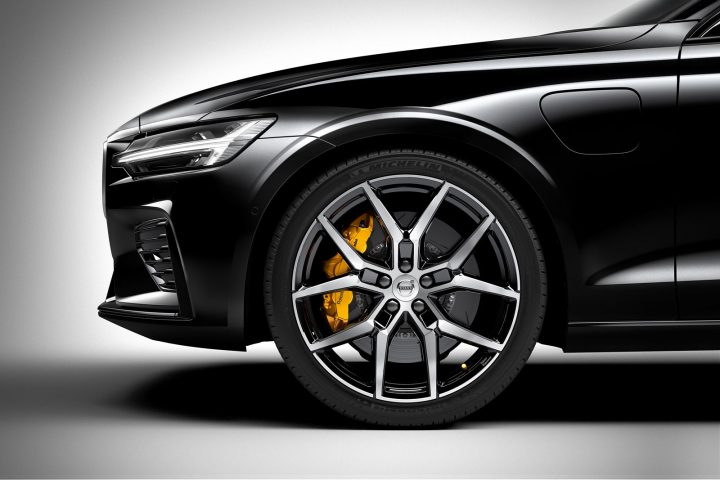 Volvo S60 Polestar Engineered Wheel Design