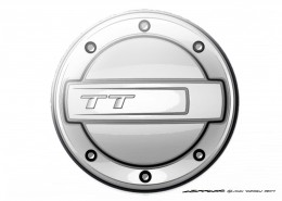 2014 Audi TT Fuel Cap Design Sketch