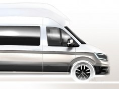 VW previews new camper with design sketches