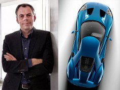 New Ford GT designer Christopher Svensson has passed away