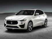 Maserati unveils the 550hp Levante GTS