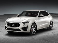 Maserati unveils the 550hp Levante GTS