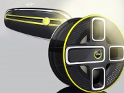 MINI previews all-electric model with design sketches