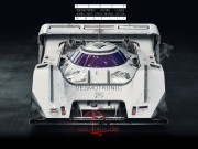 AEG27 Desmotronic Concept is a Group C racing car of the future