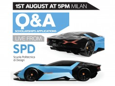 SPD Master in Car Design: LIVE Q