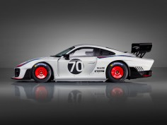 Limited edition Porsche 935 is a modern take on the 935/78