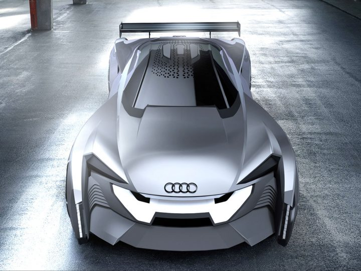 Audi Paon Concept Car Body Design - Audi concept