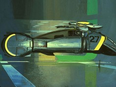 The latest about Syd Mead: 3 interviews and 1 keynote (videos)