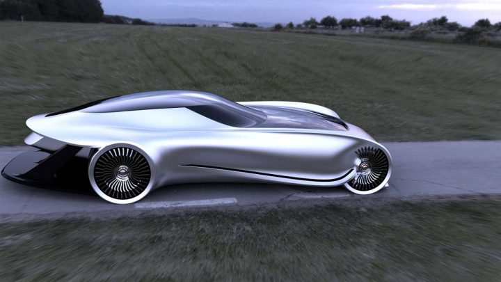 Bentley Future British Luxury Concept by Shyamal Kansara