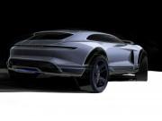 Porsche confirms production of Mission E Cross Turismo Concept