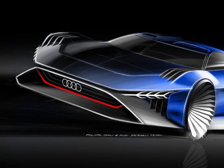 Audi reveals RSQ e-tron Concept for Spies in Disguise animated movie
