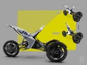 Husqvarna Alpha Trike Concept