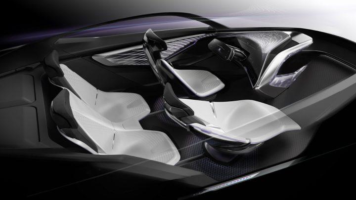 Kia Futuron Concept Interior Design