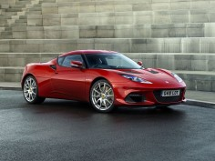 Lotus launches the Evora GT410