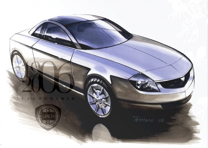 2006, the year of Lancia's Centenary