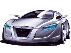 Audi Avant 2015: Master in Car Design Show Preview