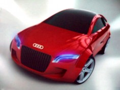 Audi Avant 2015: projects presentation