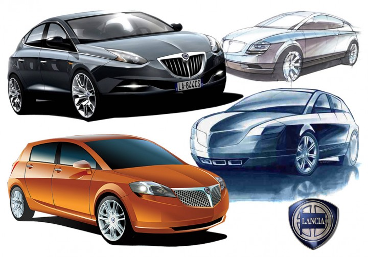 Lancia Delta: concepts on parade