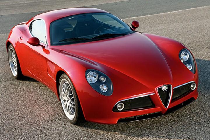 Alfa Romeo 8C Competizione - Page 6 - Car Body Design