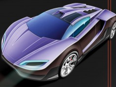 McLaren concepts by IED