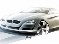Bmw 3 Series Coupé design images