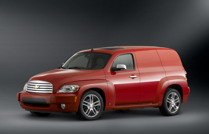 Chevrolet Hhr Panel Car Body Design