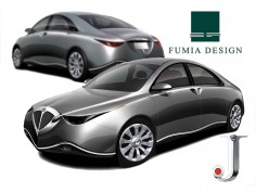 Lancia J by Fumia Design