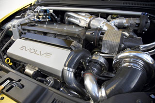 Evolve C30 - Engine