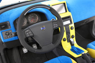 Volvo C30 by IPD - Interior