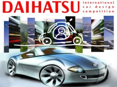 Daihatsu Car Design Competition