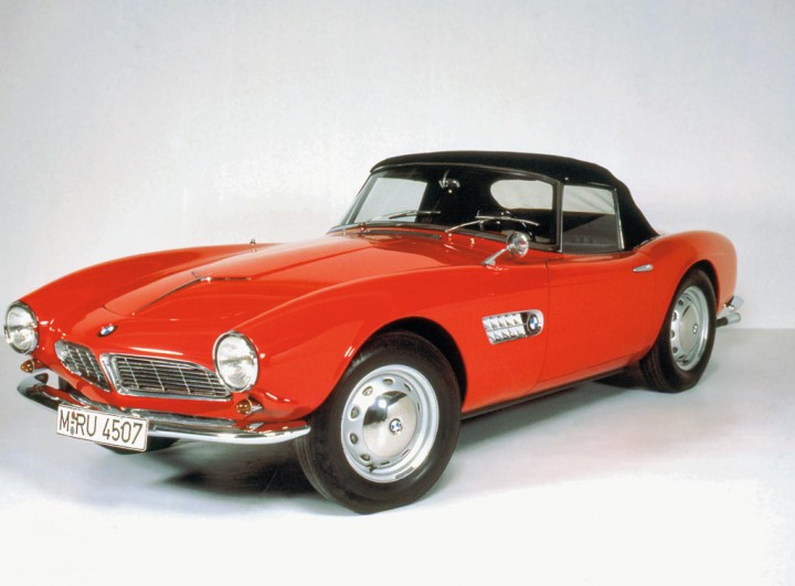 Bmw 507 and 503 (1955-1960)