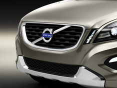 Volvo XC60 Concept - Front end
