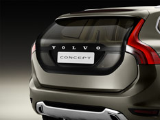 Volvo XC60 Concept - Rear end