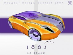 Peugeot Design Contest entries at Product Design Forums