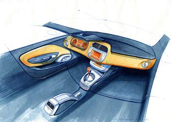 Fiat Bravo Online Design Story Car Body Design