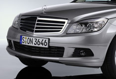 Mercedes-Benz C-Class Classic radiator grille